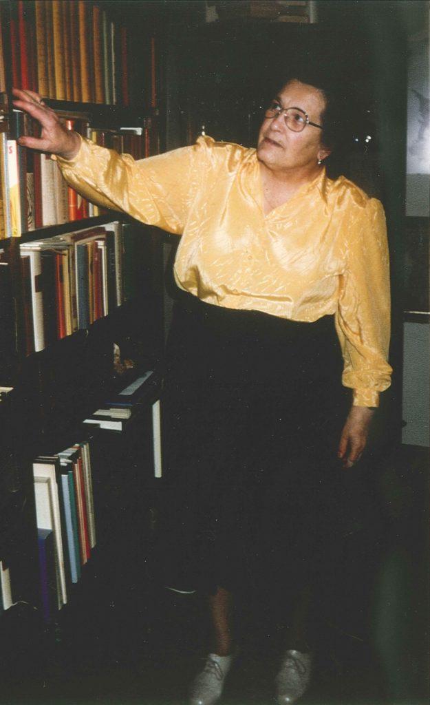 """Frieda Scheichl-Mair, genannt """"Lana Frieda"""""""