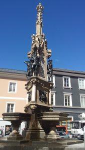 Der Franz Karl Brunnen